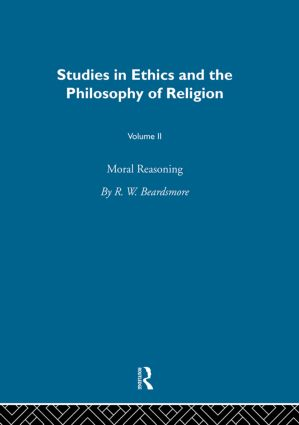 Moral Reasoning Vol 2 (Hardback) book cover