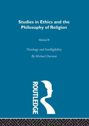 Theology & Intelligibility Vol (Hardback) book cover
