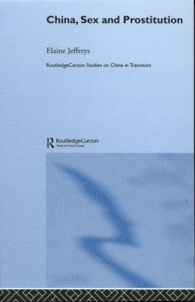 China, Sex and Prostitution (Hardback) book cover