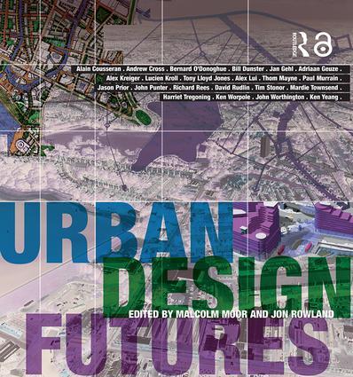Urban Design Futures: 1st Edition (Paperback) book cover