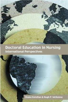 Doctoral Education in Nursing: International Perspectives, 1st Edition (Paperback) book cover