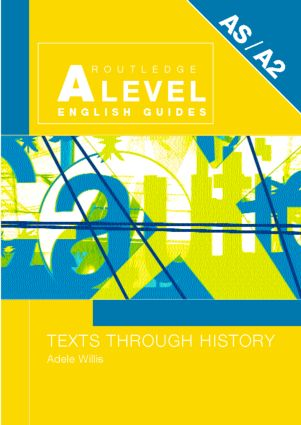 Texts Through History (Paperback) book cover