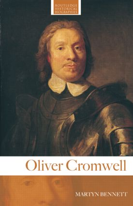 Oliver Cromwell book cover