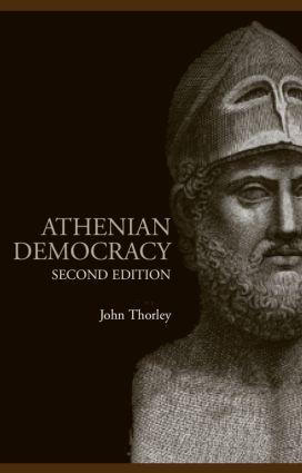 Athenian Democracy book cover