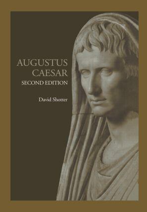 Augustus Caesar book cover