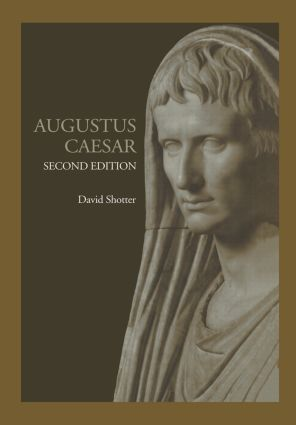 Augustus Caesar: 2nd Edition (Hardback) book cover