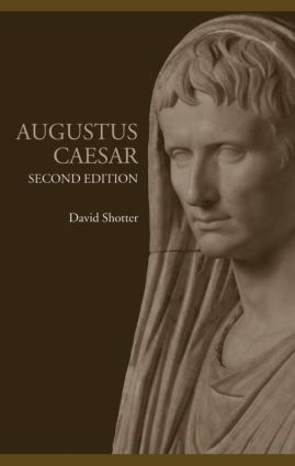 Augustus Caesar book cover