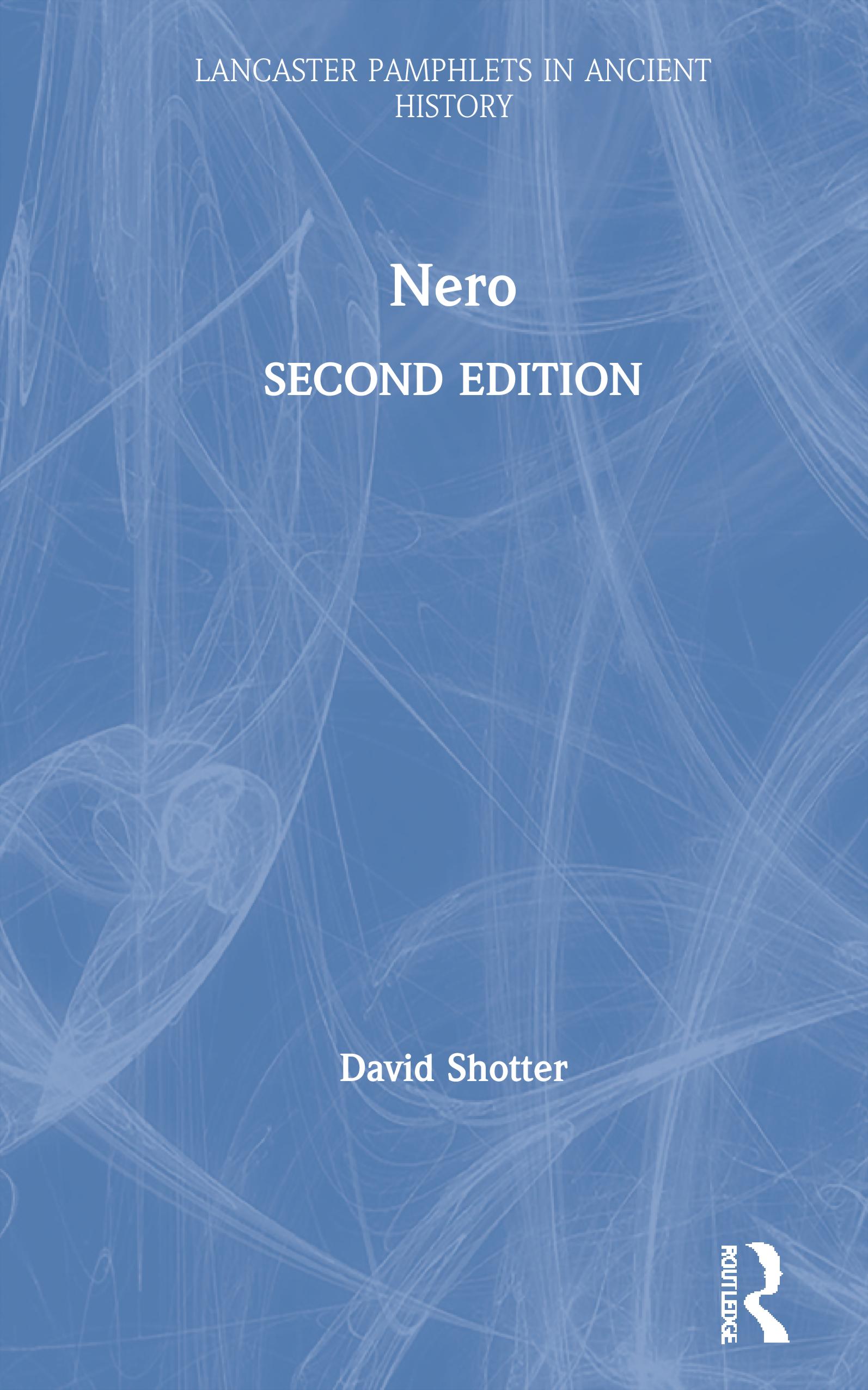 Nero book cover