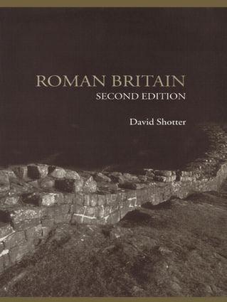 Roman Britain book cover