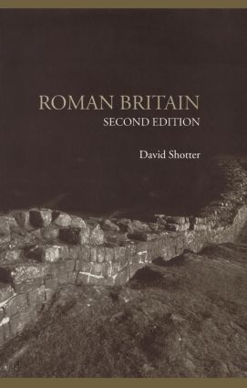 Roman Britain book cover