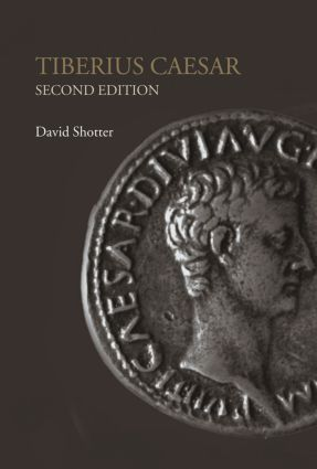 Tiberius Caesar book cover