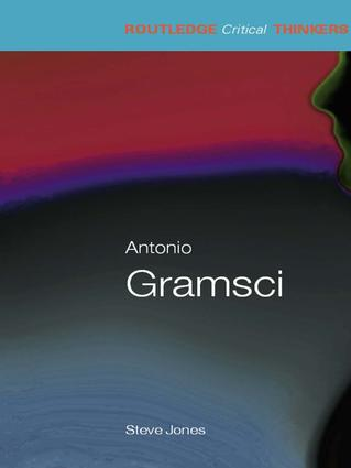 Antonio Gramsci book cover