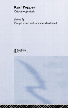 Popper versus analytical philosophy?: Jeremy Shearmur
