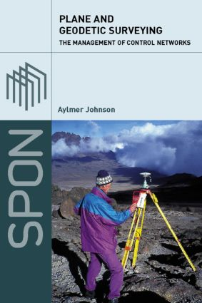 Plane and Geodetic Surveying (Paperback) book cover