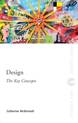 Design: The Key Concepts (Paperback) book cover