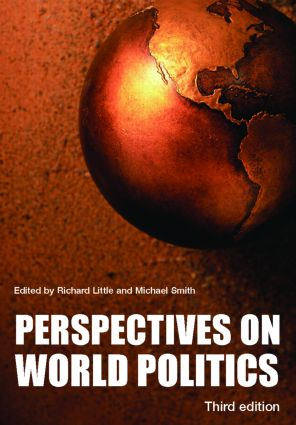 Perspectives on World Politics: 3rd Edition (Paperback) book cover