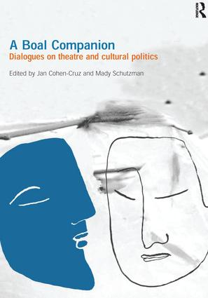A Boal Companion: Dialogues on Theatre and Cultural Politics (Paperback) book cover