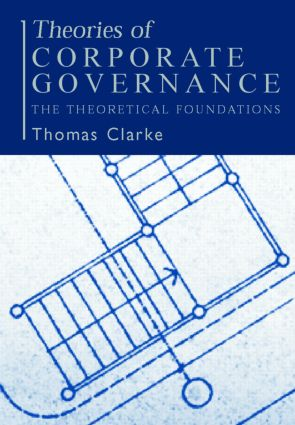 Theories of Corporate Governance (Paperback) book cover