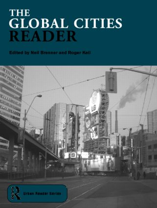 The Global Cities Reader book cover