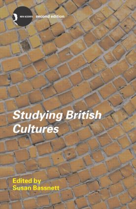 Studying British Cultures: An Introduction, 2nd Edition (Paperback) book cover