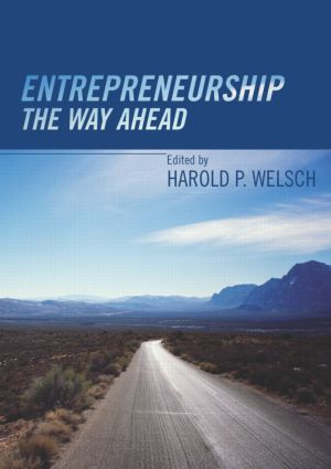 Entrepreneurship: The Way Ahead, 1st Edition (Paperback) book cover