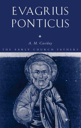 Evagrius Ponticus (Paperback) book cover