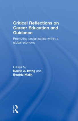 Critical Reflections on Career Education and Guidance: Promoting Social Justice within a Global Economy book cover