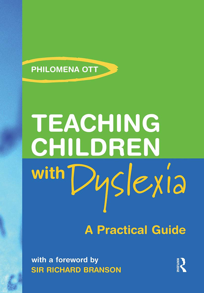 Teaching Children with Dyslexia: A Practical Guide (Paperback) book cover