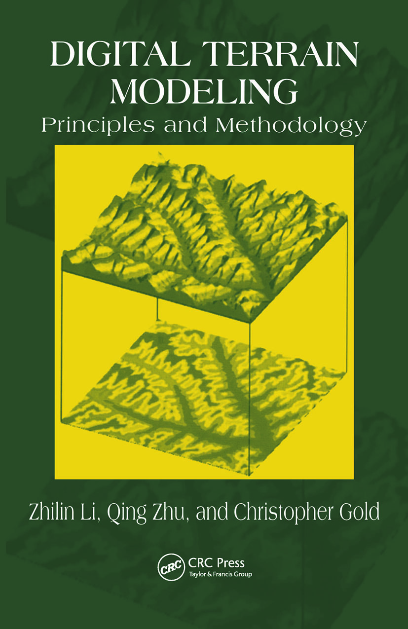 Digital Terrain Modeling: Principles and Methodology book cover