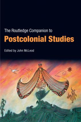 The Routledge Companion To Postcolonial Studies (Paperback) book cover