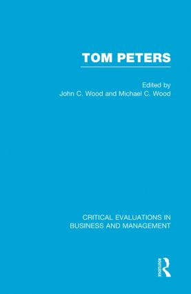 Tom Peters (Hardback) book cover