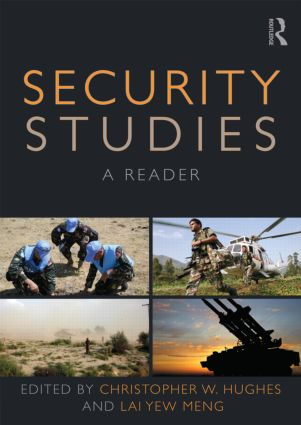 Security Studies: A Reader (Paperback) book cover