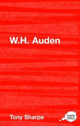 W.H. Auden book cover