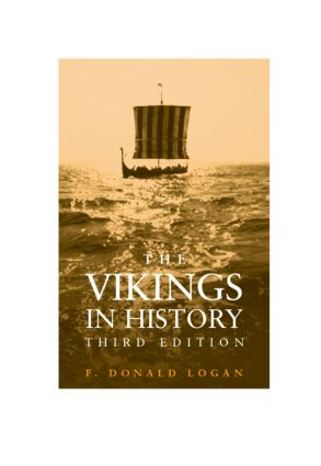 The Vikings in History: 3rd Edition (e-Book) book cover