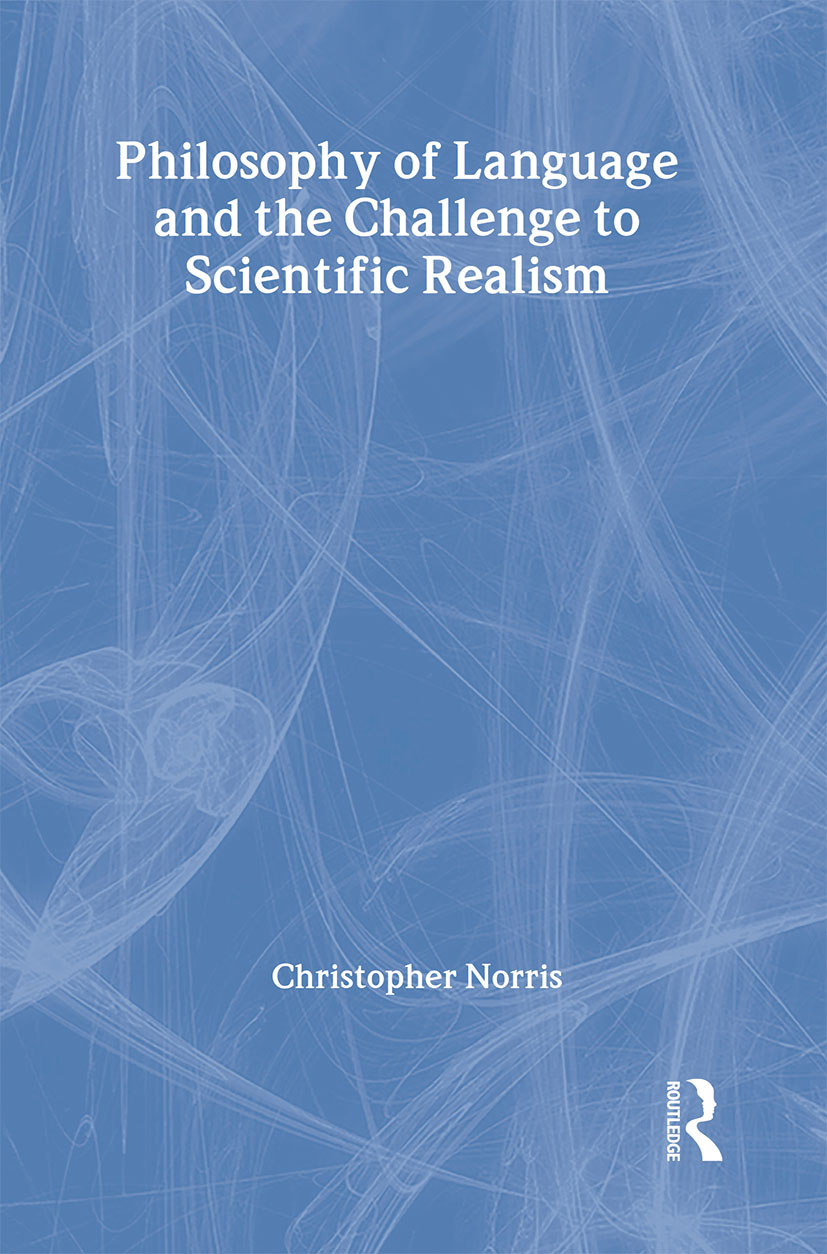 an argument between realism and anti realism of science Scientific realism is the philosophical view that science explains the real world as science describes it to be and that its laid out foundations are as science grasps them to be therefore, it believes that such theoretical objects as quarks and electrons are fully real constituents of nature's real world.