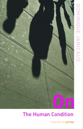On the Human Condition (Paperback) book cover