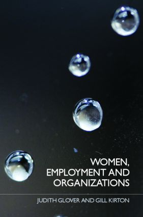 Women, Employment and Organizations: 1st Edition (Paperback) book cover