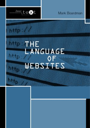 The Language of Websites (Paperback) book cover