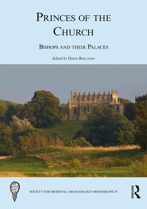Princes of the Church: Bishops and their Palaces book cover