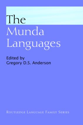 The Munda Languages (Hardback) book cover