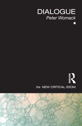 Dialogue book cover
