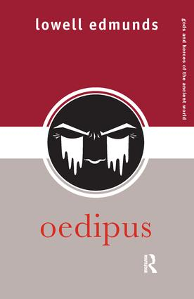 Oedipus book cover