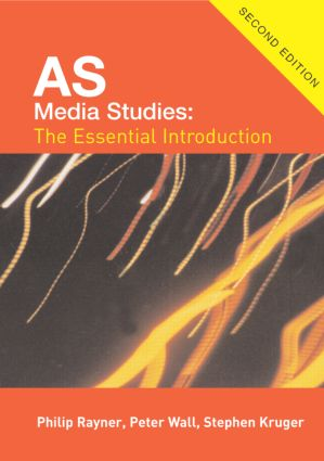 AS Media Studies: The Essential Introduction for AQA book cover