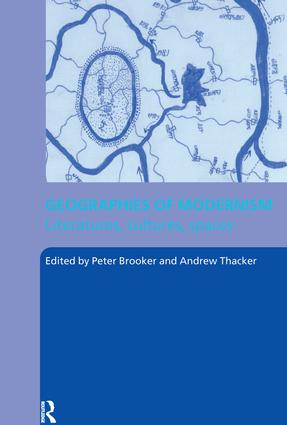 Geographies of modernism in a globalizing world