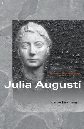 Julia Augusti: 1st Edition (Paperback) book cover