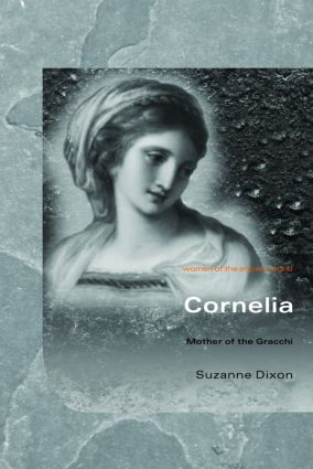 Cornelia: Mother of the Gracchi (Paperback) book cover