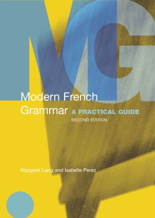 Modern French Grammar: A Practical Guide book cover