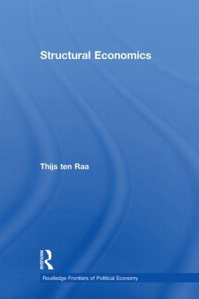 Structural Economics: 1st Edition (Hardback) book cover