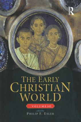 The Early Christian World (Paperback) book cover