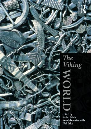 The Viking World (Hardback) book cover